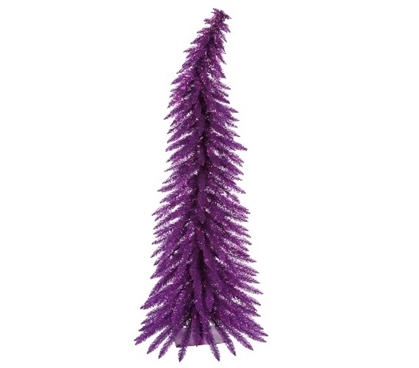 Holiday Dorm Room Decorations Purple Whimsical Laser Dorm Christmas Tree