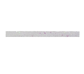 Dorm Room Decorations 23' White Glitter Ribbon Must Have Dorm Items