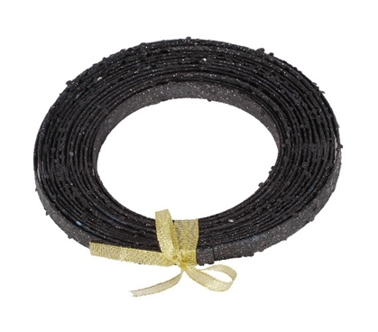 Cool Dorm Room Ideas Dorm Room Decorating Ideas 23' Black Glitter Ribbon
