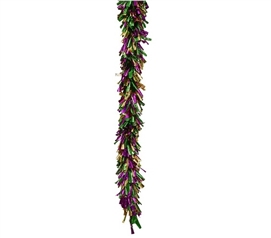 Dorm Room Decor Mardi Gras Foil Garland Dorm Items