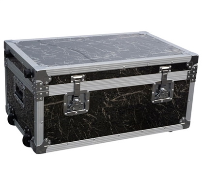 VIN Steel Plated Trunks - Sommet Destination (Black Granite)