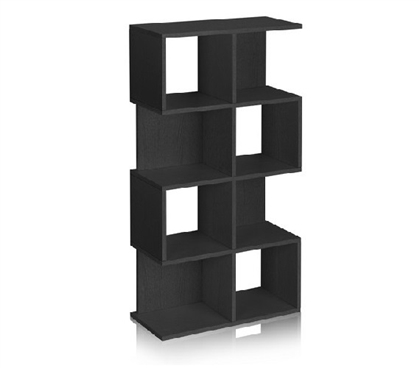 Cube Bookcase Black - Way Basics Dorm Room Storage Must Have Dorm Items