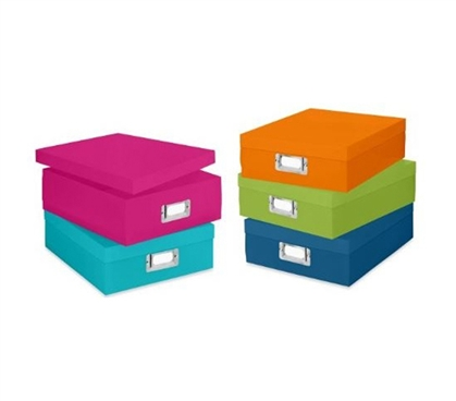 Document Dorm Space Savers - 5 Set Dorm Essentials Dorm Room Storage