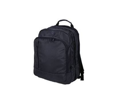 The Essential Campus Carrier - Black Backpack
