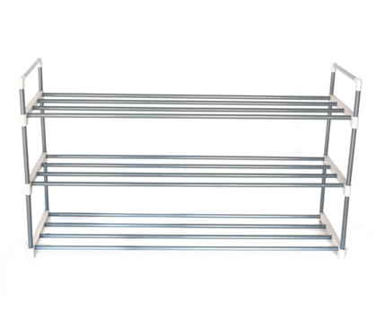 Shoe Rack - 3 Tiers Dorm Essentials Dorm Room Storage