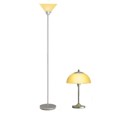 Add Dorm Lighting - Floor And Desk College Lighting Set - Best Supplies For Dorms
