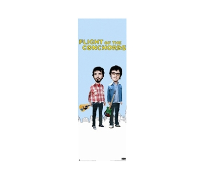 Flight of the Conchords Dorm Wall Poster Decor Supplies