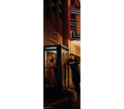 Midnight Matinee Technicolor Dorm Room Poster College Wall Decorations