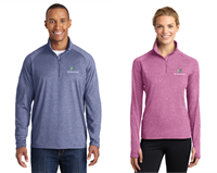 ST850 Stretch 1/2-Zip Pullover