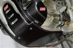 CRF 450R GLIDE PLATE (2005-2008)