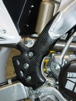CRF 450R FRAME GUARDS (2005-2006)