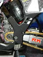 RM 250 FRAME GUARDS (2004-2008)