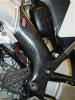 RMZ 450 FRAME GUARDS (2005-2007)