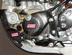 CRF 450R IGNITION COVER WRAP (2002-2008)