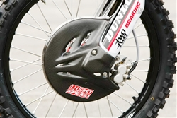 CRF 250R CF FRONT DISC GUARD (2002-2008)