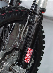CF FORK GRDS, KTM 250/350/450 (15-19) / 450 FE (14-19) / HUSKY 250/350/450 (15-19), INCLUDES PINCH CLAMPS