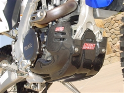 WR 450F FACTORY CF GLIDE PLATE (2012-2016)