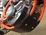 KTM 450 SX-F - FE - FACTORY EDITION GLIDE PLATE (2012-2015)