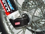 CRF 450R LEG LUG GUARD (2005-2018)