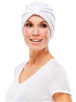 Poly Cotton Turban | Jon Renau Headwear