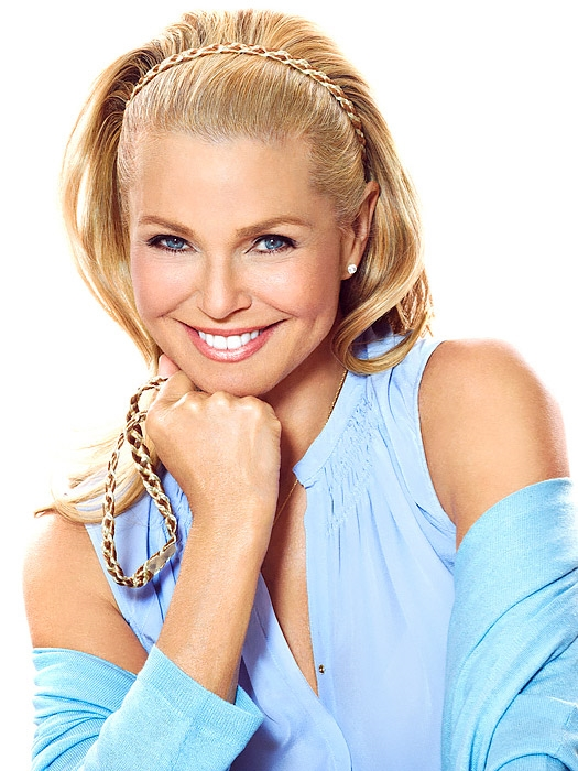 Double Braided Headband | Christie Brinkley