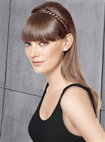 French Braid Head Band - Hair Piece