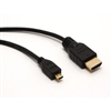 HIGH SPEED HDMI WITH ETHERNET AM/DM 6' CABLE FT4/CMG