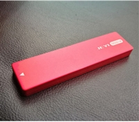 JEYI i8 TYPE-C3.1 USB3.1 USB3.0 m.2 NGFF SSD Mobile Drive VIA VLI716 Support TRIM SATA3 6Gbps UASP Aluminum RED SSD Enclosure