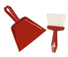 Utility Brush & Dustpan