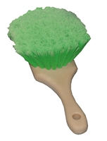 Flagged-Tip Body Brush