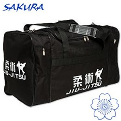 Martial Arts Supplies Gear Bag Locker Jiu-Jitsu BJJ Jujutsu
