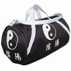 Martial Arts Gear Bag Roll Yin Yang