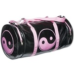 Martial Arts Supplies Gear Bag Sport Pink Yin Yang Yinyang Yin-Yang Design