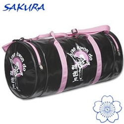 Martial Arts Supplies Gear Bag Sport Taekwondo Side Kick
