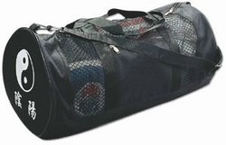 Martial Arts Gear Bag Mesh Yin Yang