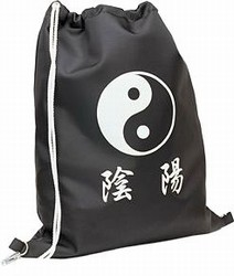 Martial Arts Gear Bag Sport Pack Yin Yang