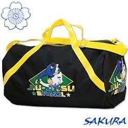 Martial Arts Gear Bag Roll Jiu-Jitsu Brazilian