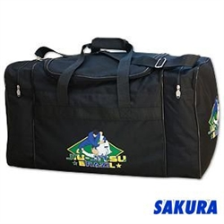 Martial Arts Gear Bag Roll Brazilian Jiu-Jitsu Jujutsu