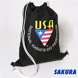 Martial Arts Gear Bag Sport Pack USANKF Karate