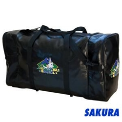 Martial Arts Gear Bag Tournament Size Brazilian Jiu-Jitsu Jujutsu