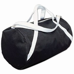 Martial Arts Gear Bag Roll Black