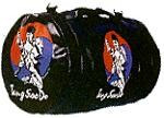 Martial Arts Gear Bag Sport Tangsoodo Kick