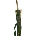 Martial Arts Weapons Bo Staff Case Deluxe