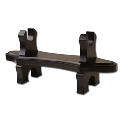 Martial Arts Accessories Rack Weapon Deluxe Sword Stand