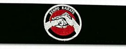Martial Arts Accessories Headband Kenpo Salute