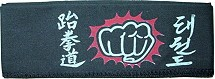 Martial Arts Accessories Headband Taekwondo Fist