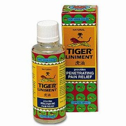 Martial Arts Accessories Liniment Tiger