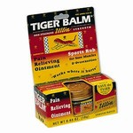 Martial Arts Accessories Liniment Tiger Balm Ultra