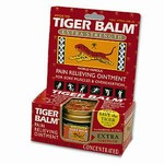 Martial Arts Accessories Liniment Tiger Balm Red