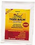 Martial Arts Accessories Liniment Tiger Balm Patch